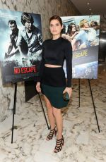 LAKE BELL at No Escape Special Screening in New York