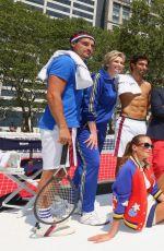 LAKE BELL at Tommy Hilfiger and Rafael Nadal Launch Global Brand Ambassadorship in New York