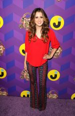 LAURA MARANO at Just Jared's Way To Wonderland Party in West Hollywood