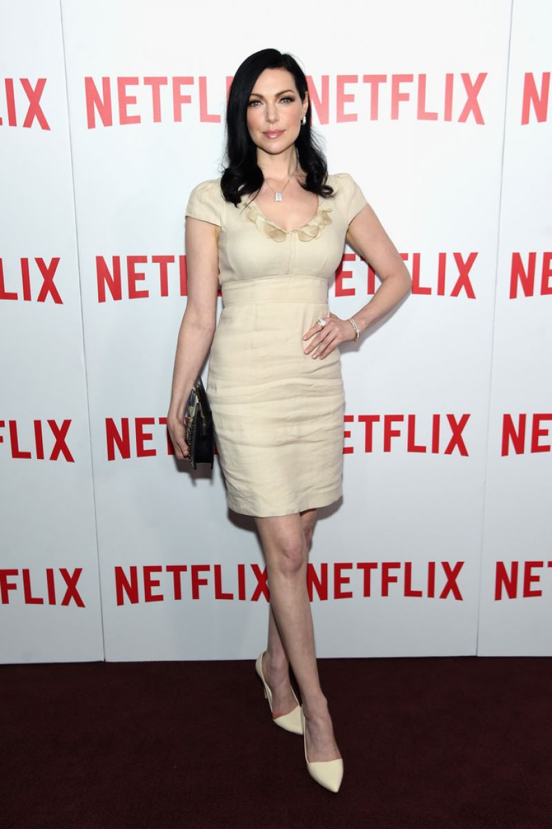 LAURA PREPON at Orange Is the New Black Screening in New York