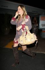 LEANN RIMES Night Out in Los Angeles 07/31/2015