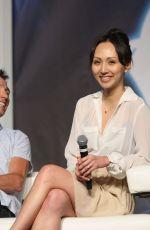 LINDA PARK at 14th Annual Official Star Trek Convention in Las Vegas 08/06/2015