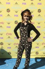 LINDSEY STIRLING at 2015 Teen Choice Awards in Los Angeles