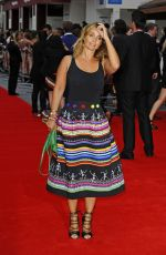 LOUISE REDKNAPP at Bad Education Movie Premiere in London