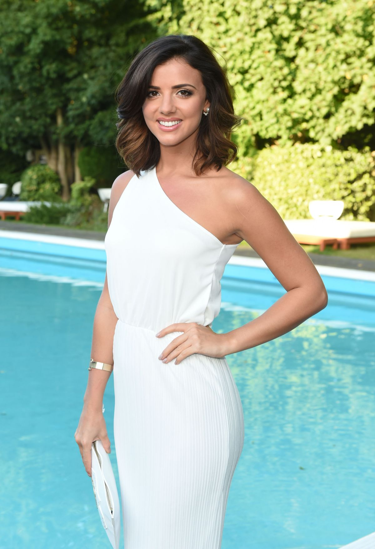 LUCY MECKLENBURGH at Boob Ball in Aid of Coppafeel Breast Cancer Charity in Essex