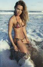 LUIZA FREYESLEBEN in Maxim Magazine, Mexico Issue