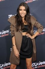 MADISON BEER at Janoskians: Untold and Untrue Premiere in Los Angeles