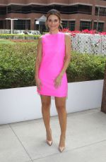 MARIA MENOUNOS at the E! News Studios in Los Angeles 08/25/2015