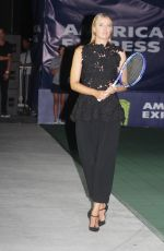 MARIA SHARAPOVA at 2015 American Express Rally in New York 08/26/2015