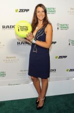 MARION BARTOLI at Taste of Tennis Gala in New York