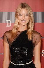 MARTHA HUNT at MTV Video Music Awards 2015 in Los Angeles