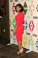 MEAGAN GOOD at Fox/FX Summer 2015 TCA Party in West Hollywood
