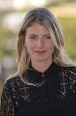 MELANIE LAURENT at Boomerang Photocall at Angouleme Film Festival