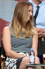 MELISSA BENOIST at Supergirl Panel at 2015 Summer TCA Tour in Beverly Hills