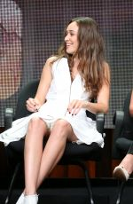 MERCEDES MASON at Fear the Walking Dead Summer TCA Tour in Beverly Hills