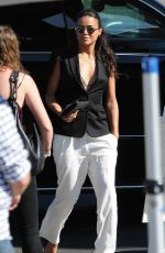 MICHELLE RODRIGUEZ at 2015 Teen Choice Awards in Los Angeles