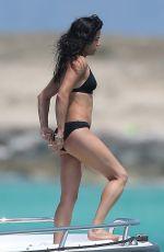 MICHELLE RODRIGUEZ in Bikini in Formentera 08/09/2015