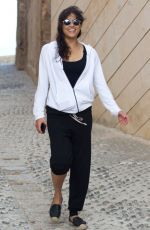 MICHELLE RODRIGUEZ Out and About in Ibiza 07/31/2015