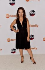 MINGA-NA WEN at Disney ABC 2015 Summer TCA Tour in Beverly Hills