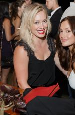 MINKA KELLY and HILARY DUFF at Rise Nation Fitness Studio Opening in West Hollywood