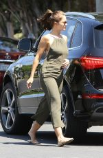 MINKA KELLY Shopping at Zimmerman Store in West Hollywood 08/11/2015