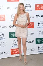 MIRA SORVINO at 2015 Festival of Arts Benefit Concert/Pageant in Laguna Beach
