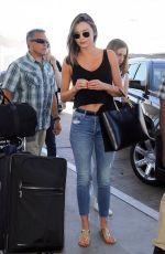 MIRANDA KER at LAX Airport in Los Angeles 08/12/2015