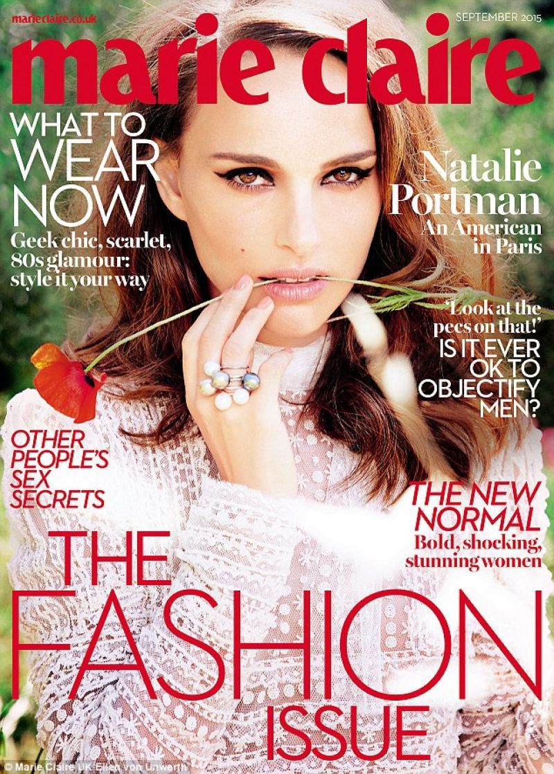 Jennifer Lawrence - Marie Claire Magazine Australia