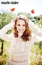 NATALIE PORTMAN in Marie Claire Magazine, UK September 2015 Issue