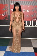 NICKI MINAJ at MTV Video Music Awards 2015 in Los Angeles