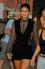 NINA DOBREV at People Stylewatch Party in New York 08/12/2015