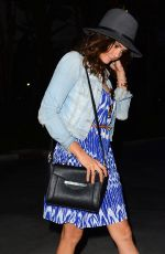 NINA DOBREV at Tommy Bahama Hosts Private Event for Taylor Swift Concert in Los Angeles