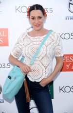 PAGET BREWSTER at 2015 Festival of Arts Benefit Concert/Pageant in Laguna Beach