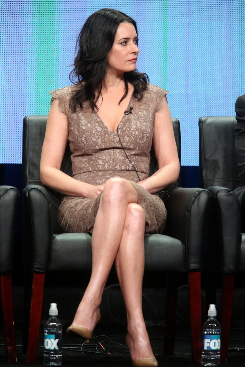 PAGET BREWSTER at Grandfather Panel at 2015 Summer TCA Tour in Beverly Hills