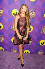 PARIS BERELC at Just Jared's Way To Wonderland Party in West Hollywood