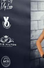 PARIS HILTON at Olivia Valere Disco in Marbella 08/18/2015