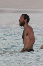 PIPPA MIDDLETON in Bikini in St. Barths 08/19/2015