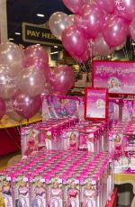 PIXIE LOTT at Her Steffi Love Magical Dreams Doll Launch in London