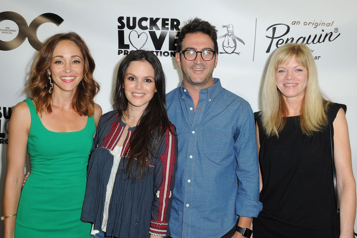 RACHEL BILSON at Unauthorized O.C. Musical One Night Only Event in Hollywood