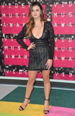 REBECCA BLACK at MTV Video Music Awards 2015 in Los Angeles