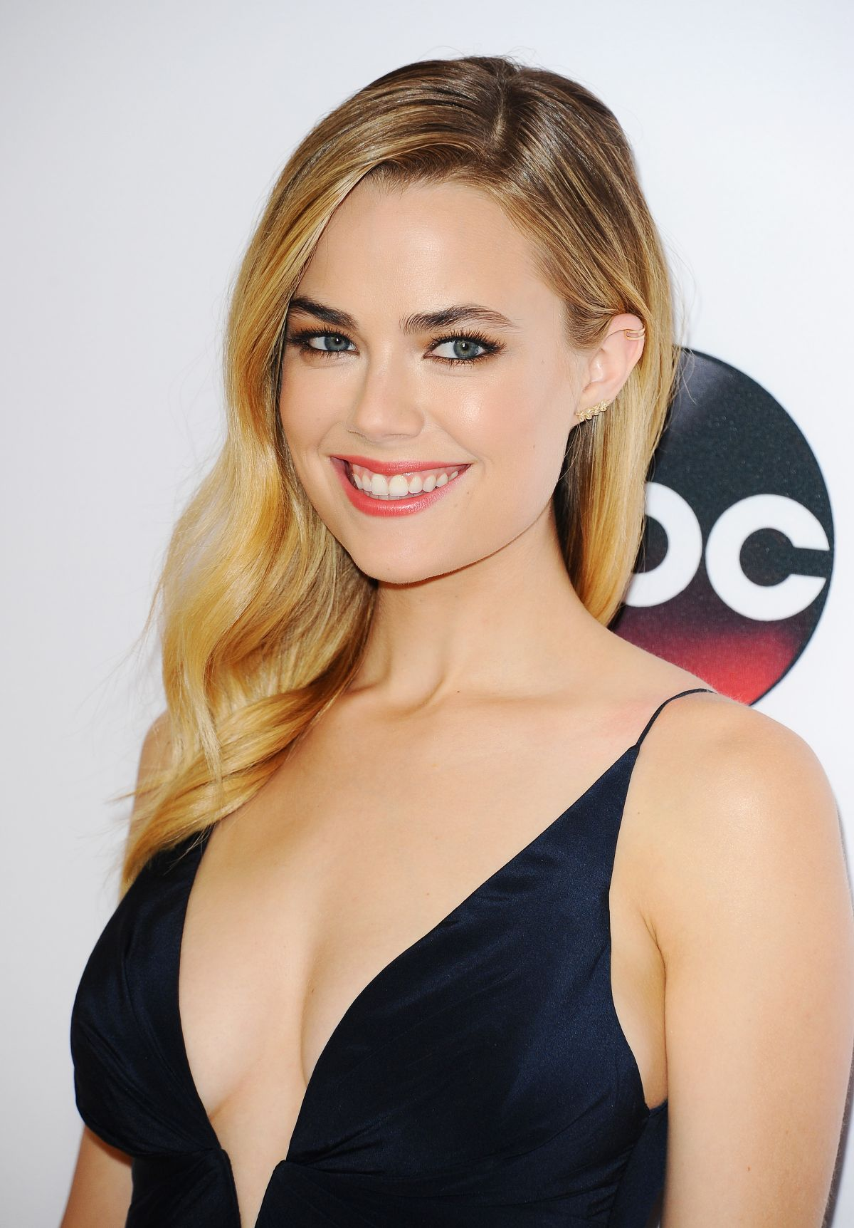 REBECCA RITTENHOUSE at Disney ABC 2015 Summer TCA Tour in Beverly ...