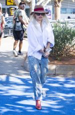 RITA ORA Out and About in Ibiza 08/01/2015