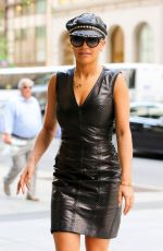RITA ORA Out and About in New York 08/12/2015
