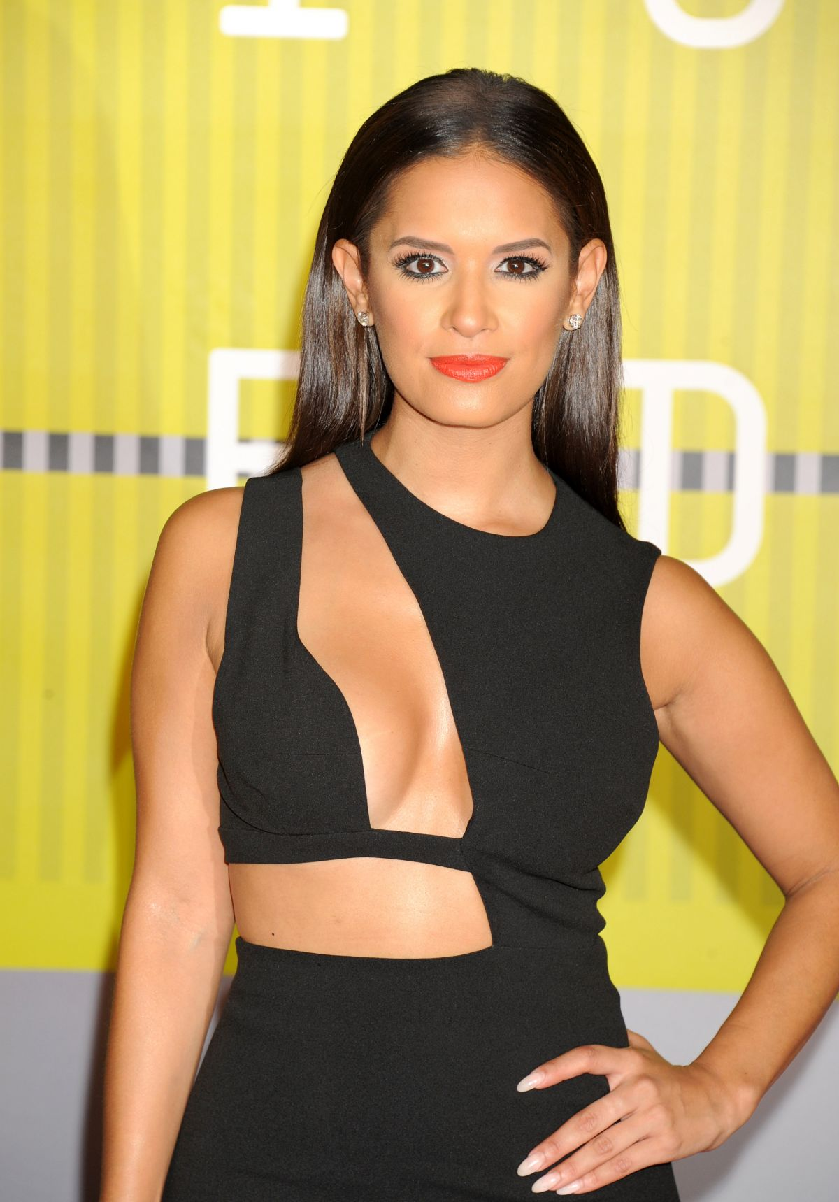 ROCSI DIAZ at MTV Video Music Awards 2015 in Los Angeles
