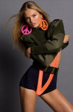 ROMEE STRIJD in Vogue Magazine, March 2015 Issue