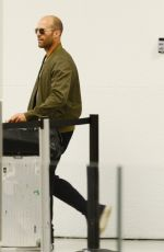 ROSIE HUNTINGTON-WHITELEY Arrives at Airport in Miami 08/06/2015