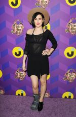 RUMER WILLIS at Just Jared's Way To Wonderland Party in West Hollywood