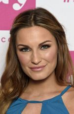 SAM FAIERS at very.co.uk Summertime Party in London
