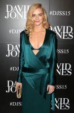 SAMARA WEAVING at David Jones Spring/Summer 2015 Fashion Launch in Sydney