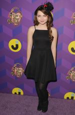SAMMI HANRATTY at Just Jared's Way To Wonderland Party in West Hollywood